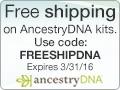 DNA Banner - Ancestry.com